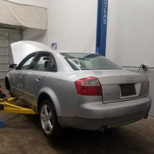 2002 Audi A4 1.8T Parts or Fix for Sale in Federal Way, WA