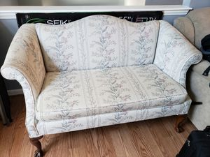 Antique Queen Anne furniture- 6 pieces for Sale in Knightdale, NC