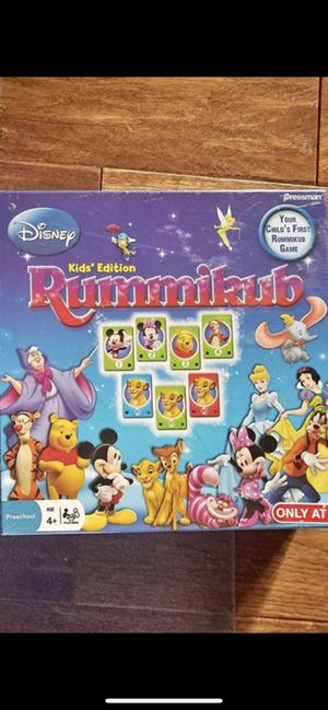 NEW DISNEY kids board game for Sale in Fairfax Station, VA