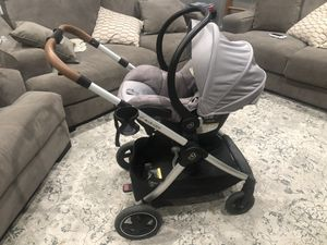Maxi Cosi stroller and baby car seat for Sale in Whittier, CA