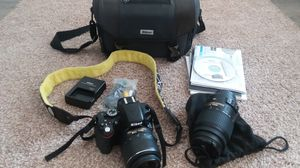 Nikon D5100 for Sale in Wasilla, AK