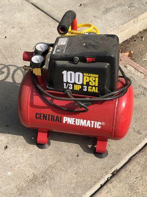 Central Pneumatic Air Compressor NEW for Sale in Covina, CA