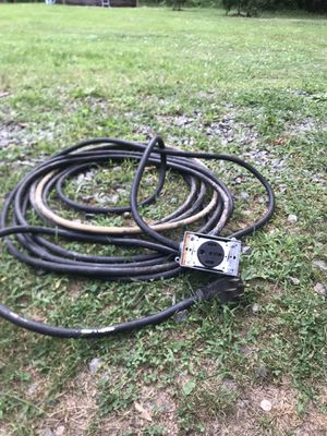 40 foot long 50AMP RV extension cord for Sale in Sumerduck, VA