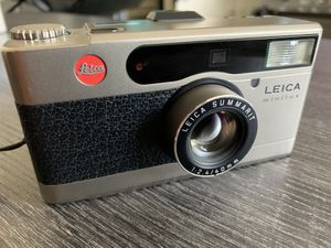 Leica minilux 35mm film camera for Sale in Los Angeles, CA