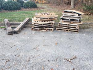 Free Pallets Railroad Ties for Sale in Poquoson, VA