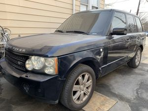 2006 Range Rover HSE L322....PARTS ONLY for Sale in Bronx, NY