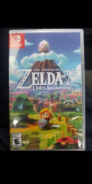 The Legend of Zelda: Link's Awakening for Nintendo Switch for Sale in Federal Way, WA