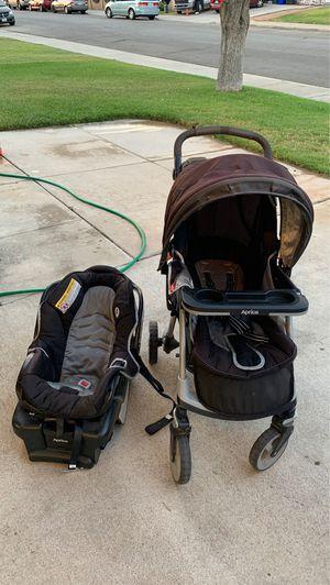 Stroller w/car seat & base set for Sale in Riverside, CA