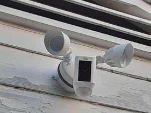 Security wifi camera/spotlight for Sale in Shreveport, LA
