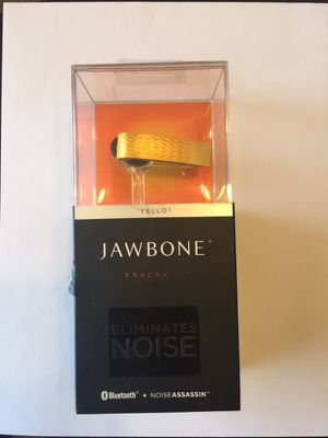 Jawbone Bluetooth Ear Piece for Sale in Scottsdale, AZ