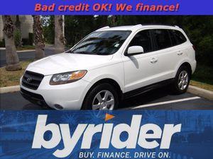 2007 Hyundai Santa Fe for Sale in Port Richey, FL