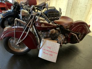 1942 Harley Davidson Indian for Sale in Mansfield, OH
