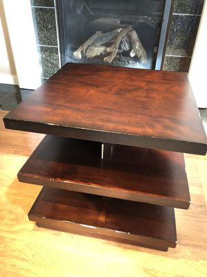 Side table for sale! for Sale in Kirkland, WA
