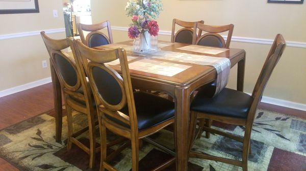 Dining Room Set - Six Chairs
