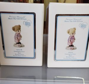 New precious moments growing in grace age 5 for Sale in San Dimas, CA