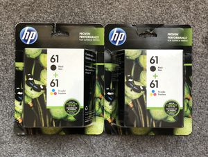 Hp printer ink cartridges combo pack for Sale in Los Angeles, CA