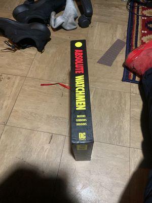 Watchmen Comic book for Sale in Richmond, VA