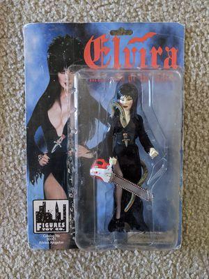 Vintage Elvira Mistress of the Dark Action Figure for Sale in Goodyear, AZ