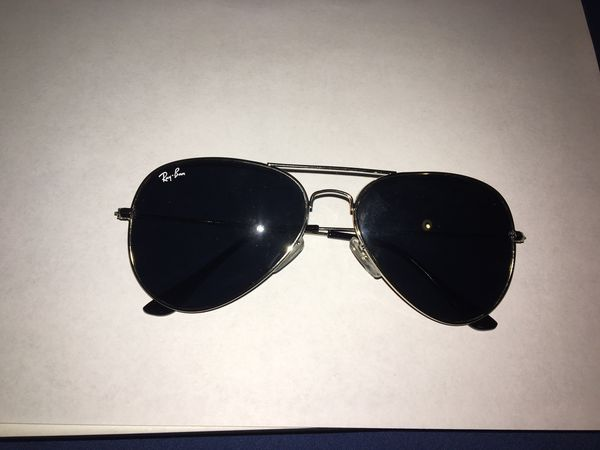 Ray Ban Sunglasses with Case