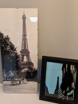 Eiffel Tower Photo And Print Art for Sale in San Diego,  CA