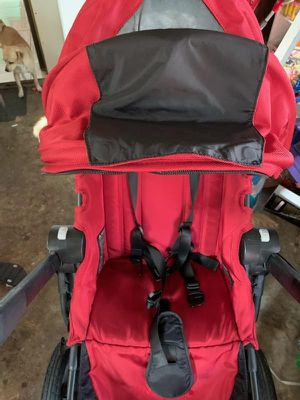 Baby jogger double stroller for Sale in Winter Haven, FL
