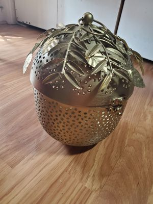 Small Kew Golden Candle Lantern for Sale in Gaithersburg, MD