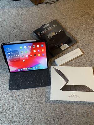 iPad Pro 3rd gen 512gb Apple Care+ for Sale in Seattle, WA