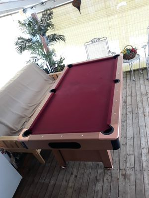 POOL TABLE FOR SALE for Sale in Bellevue, WA