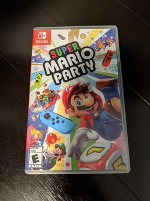 Super Mario Party for Switch for Sale in Weston, FL