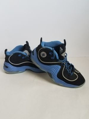 Air Penny 2 GS Varsity Blue Size 7 Youth Nike Air Black for Sale in Philadelphia, PA