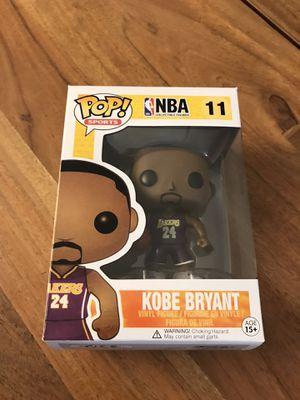 Funko pop Kobe Bryant laker figures limited for Sale in Austin, TX