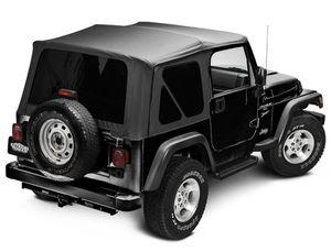 Jeep Wrangler Soft Top TJ Sport Willys Rubicon Sahara for Sale in Boston, MA
