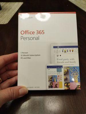 Office 365 Personal for Sale in Phoenix, AZ