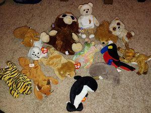 Beanie Babies and Beanie Boos for Sale in Marietta, GA