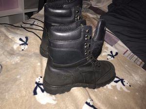 Refigawear steel toe boots for Sale in Riverside, CA
