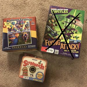 BRAND NEW (Great for gifting!) Games and puzzle for Sale in Vancouver, WA
