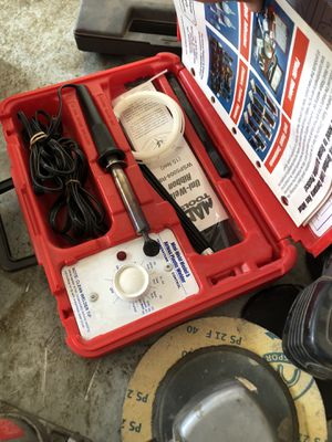 Mac tools plastic welder for Sale in Lodi, CA