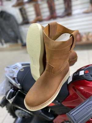 Work boots/ for Sale in Houston, TX