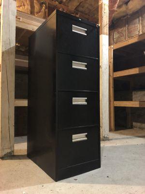 HON locking File Cabinet for Sale in Duvall, WA