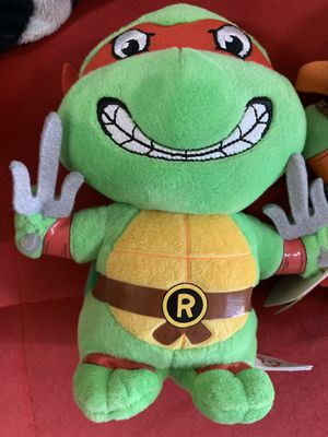 Raphael and Michael Angelo . Ty Beanie Babies . Brand new . Offer for both for Sale in Los Angeles, CA