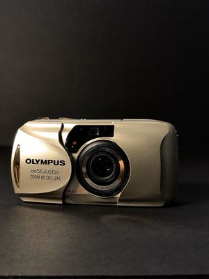 Olympus stylus epic zoom 80 deluxe for Sale in Sacramento, CA