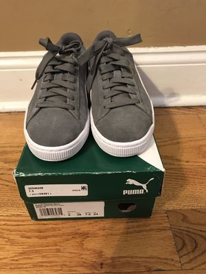 Women's Puma size 7.5 (Price is Firm) for Sale in Bronx, NY