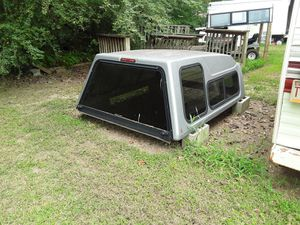 Chevy Silverado/Z71 Extended cab camper shell for Sale in Spring Hope, NC