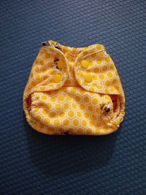 Buttons Newborn Cloth Diaper Cover for Sale in Fullerton, CA