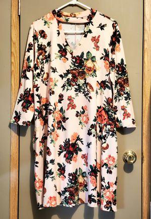 Reb & J, Floral Dress, Large for Sale in Bunker Hill, WV