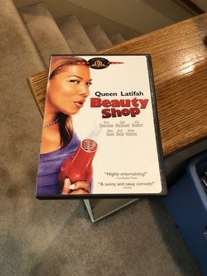 Beauty Shop DVD movie Queen Latifah 2005 Alicia Silverstone for Sale in Buena Park, CA