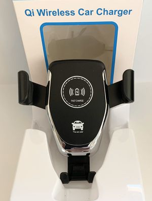 Wireless Car Charger Holder for Sale in Santa Clarita, CA