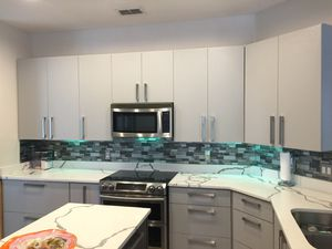 Kitchen cabinets and granite counter top for Sale in Windermere, FL