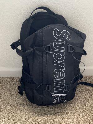 Supreme backpack black for Sale in Rancho Cordova, CA