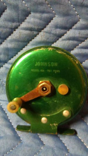 Johnson reel model 10 a for Sale in St. Louis, MO